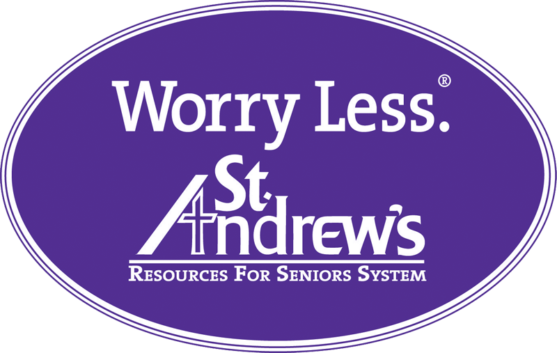 St. Andrew's Worry Less Logo